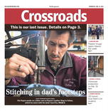 Last Crossroads cover